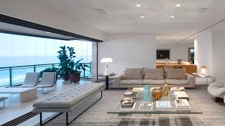 Spacious And Luxurious Apartment In Rio de Janeiro, Brazil