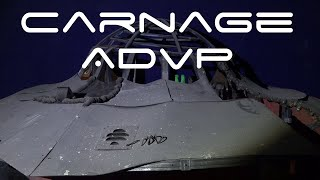 Coursty Val 2 - MJC Massinon - Carnage ADVP