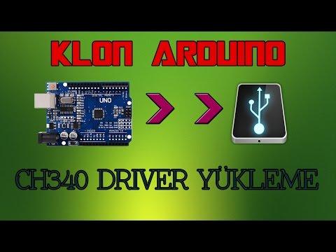 Klon Driver Sorunu Çözümü-Arduino Sık Karşılaşılan Sorunlar #1