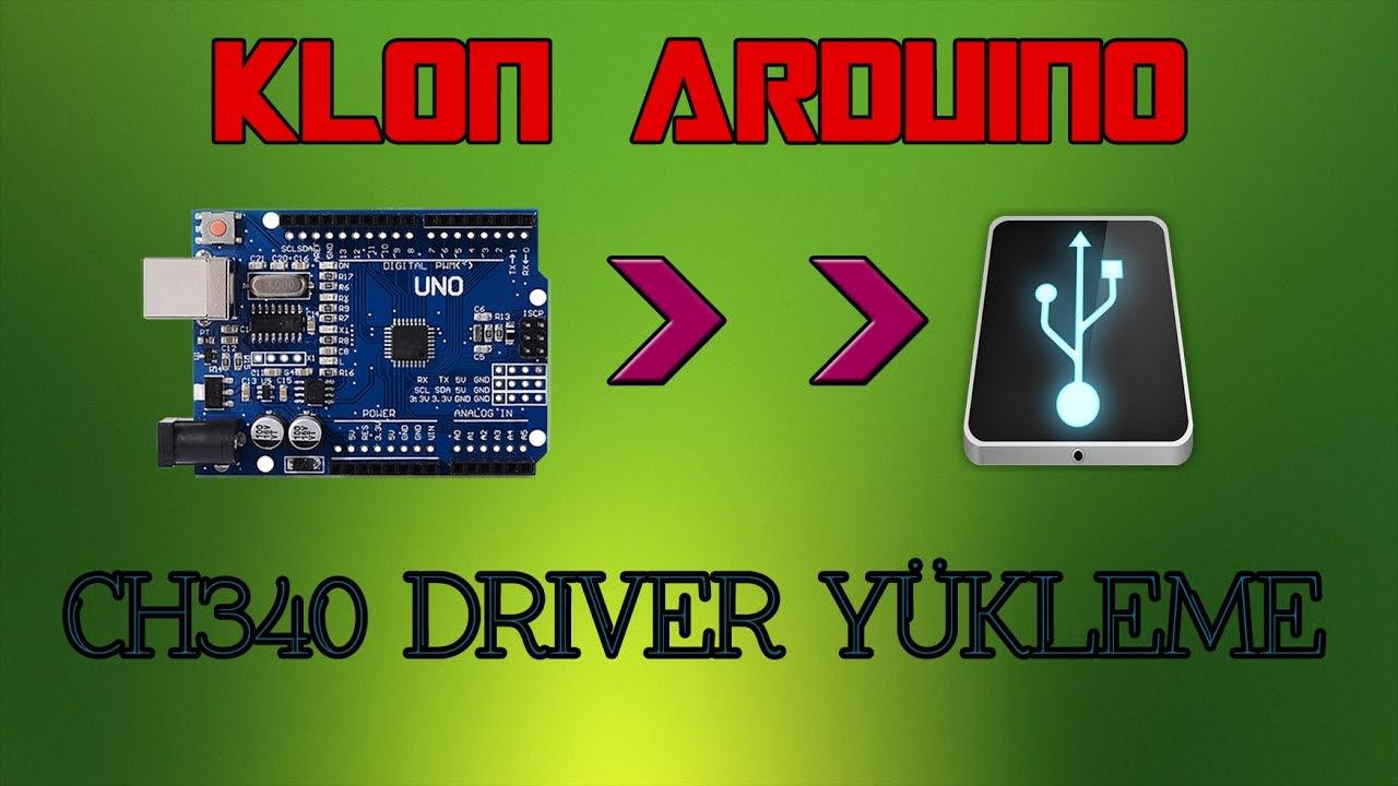 Klon Driver Sorunu Cozumu Arduino Sik Karsilasilan Sorunlar 1 Youtube