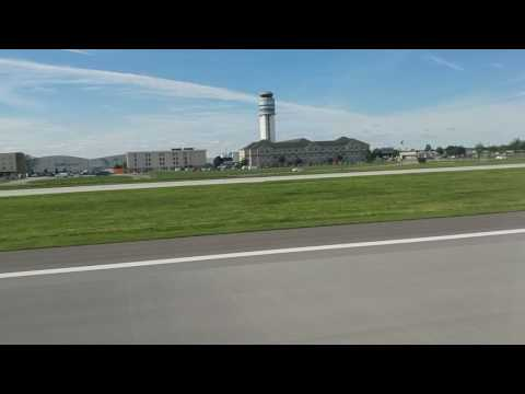 TAKE OFF FROM CMH AIRPORT COLUMBUS, OHIO ON SWIFT AIR FLIGHT #908!
