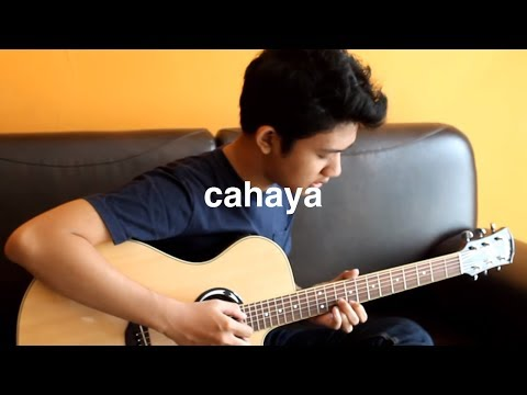 Tulus - Cahaya (Fingerstyle Cover)
