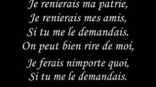 Baixar Edith Piaf - L'hymne à l'amour (paroles)