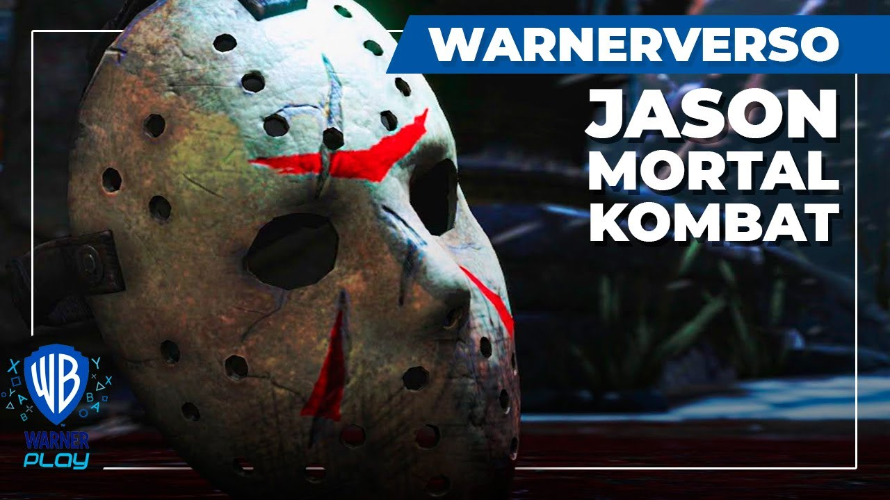 Sexta Feira 13 - O que o Jason foi fazer em Mortal Kombat X?