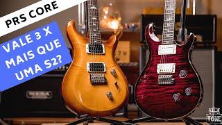 PRS Custom 24 Demo -  Core ou S2? Vale a pena pagar 3x mais?