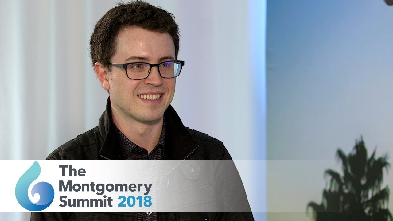 Tim Ellis, Relativity Space, at The Montgomery Summit 2018