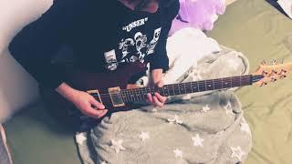 First Sight/UVERworld ギターソロ 弾いてみた