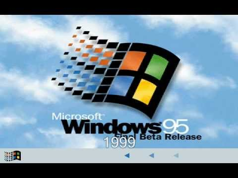 Windows 95 second edition startup and shutdown sound youtube for Windows 95 startup sound