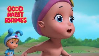 Learn To Accept Defeat - Good Habit Song | Rhymes for Children | Infobells