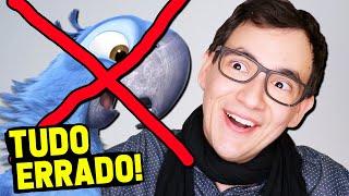 10 ERROS QUE VOCÊ NÃO VIU EM RIO !