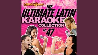 Eres Divina (Karaoke Version)