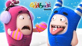 Oddbods - Neşeli Tüm Hava Çocuklar İçin Komik Karikatürler |