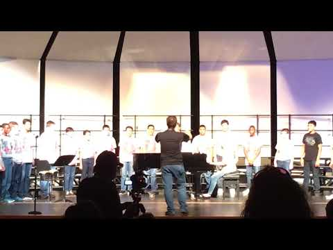 Nobody at Home - Men Choir - Grapevine Middle School