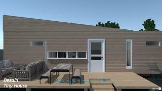 Planner 5d Desain Tiny House + Musholah