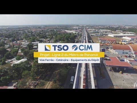 [Transports urbains] Ligne 2 du métro de Panamá