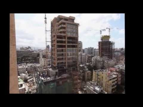Discover L'Armonial residential project in this recording taken on site - Beirut