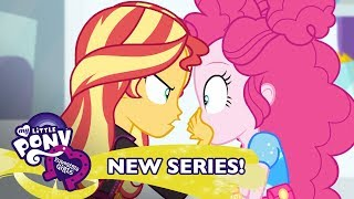 Sunset's Backstage Pass: Part 2 | MLP: Equestria Girls Season 2