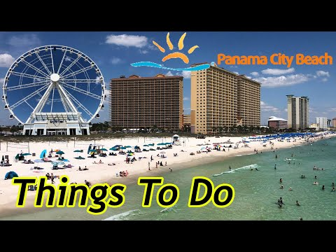 Things To Do In Panama City Beach 2020 With The Legend