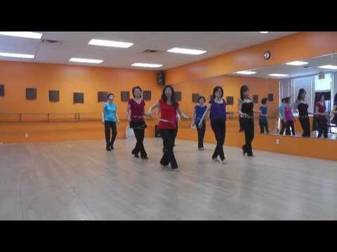 All Those Yesterdays - Line Dance (Dance & Teach in English & 中文)