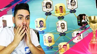 FIFA 19 INSANE MATCH vs AJAX AMSTERDAM PRO PLAYER - AJAX LEV !! FIFA 19 DIVISION 1 RIVALS