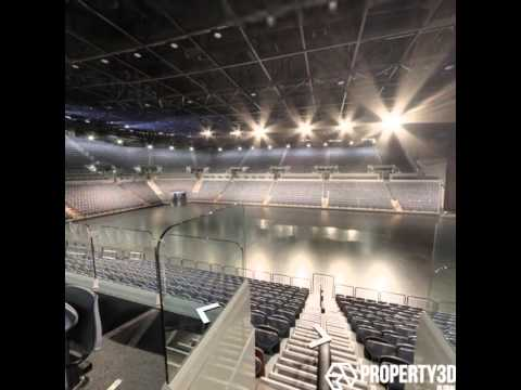Experience Auckland's Vector Arena Virtual Tour on Google Maps