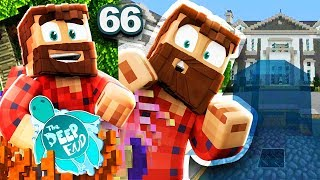 IT LOOKS AMAZING | The Deep End Minecraft SMP #66