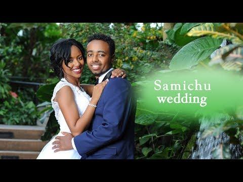 Ethiopian Wedding Michu & Sami Columbus,Ohio