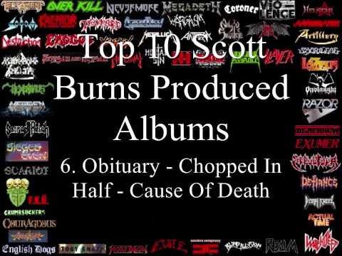 Top 10 Scott Burns Produced Albums