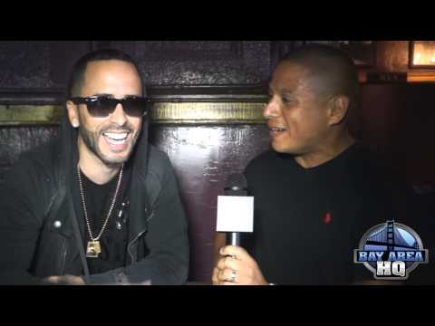 Yandel Interview Live in Concert at The Fillmore in San Francisco