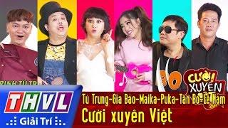Cười Xuyên Việt - Phiên Bản Nghệ Sĩ 2016 Tập 4 Full HD