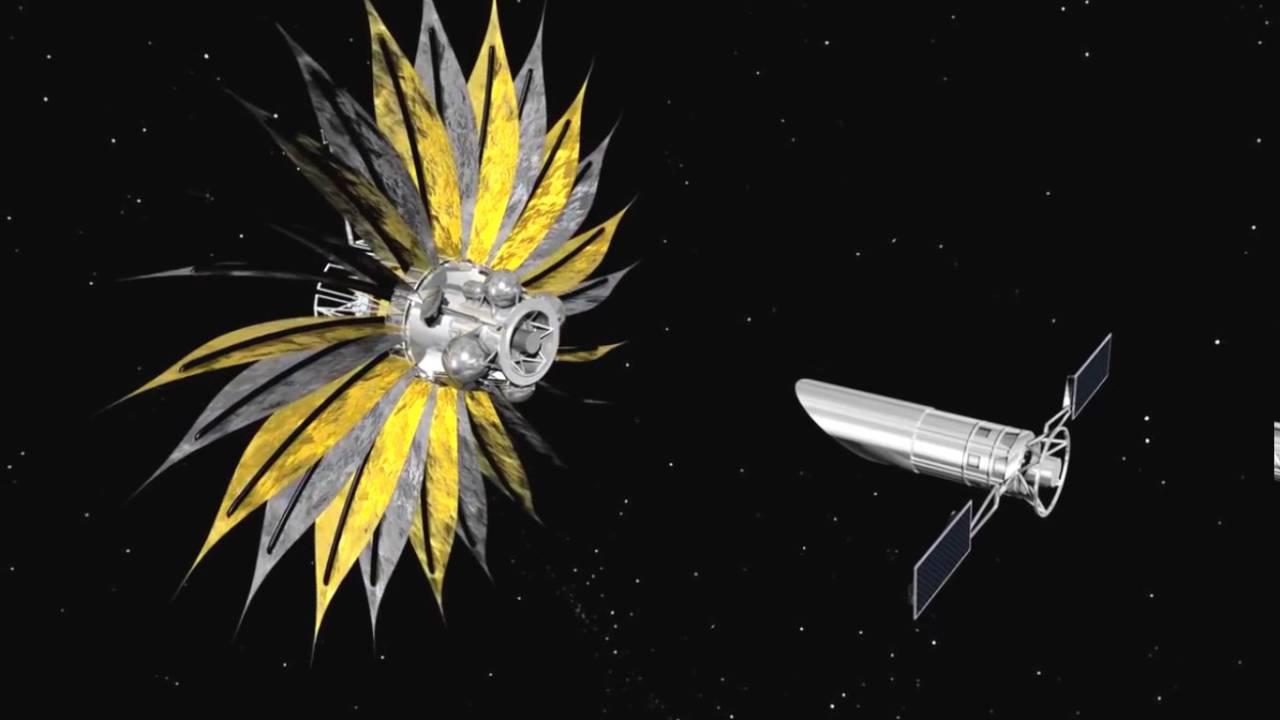 Resultado de la imagen para Starshade