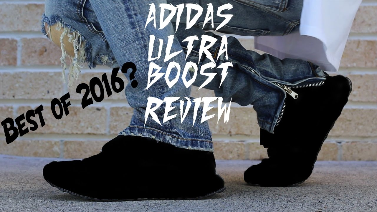 The Cleanest Ultra Boost of 2016?? How to Style Adidas Ultra Boost, Sneaker Review, On Foot