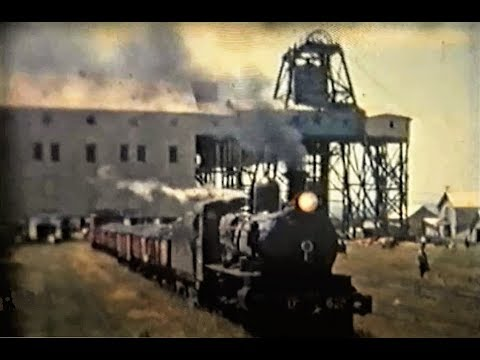Kirrak Mine Wonthaggi Farewell Steam Excursion 1968