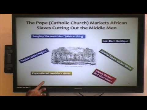 The African Diaspora: The Dispersion
