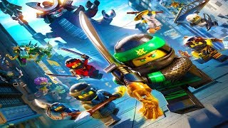 The LEGO Ninjago Movie Videogame Gameplay Part 1 Full Game Walkthrough PS4 Pro