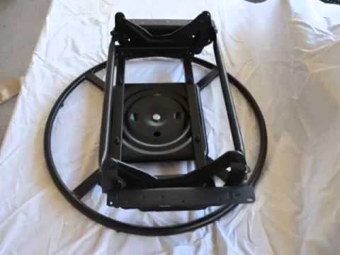 New Recliner Handles Replacement Swivel Glider Ring Base