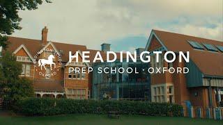 Headington Prep School 'To a Different Beat 🥁'