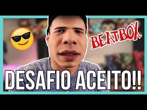 SOU O MELHOR BEATBOXER DO MUNDO?? - GUSTAVO ROCHA