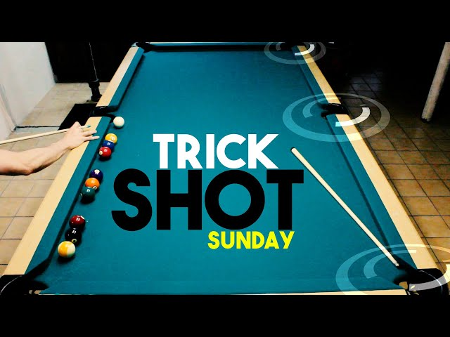 Trick Shot Sunday 🎱📼: Week 2