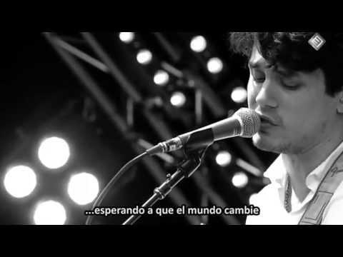 John Mayer - Waiting On The World To Change (Subtitulos En Español / Traducida) [EN VIVO]