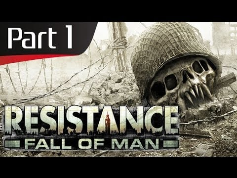 Let's Play Resistance: Fall of Man - Part 1