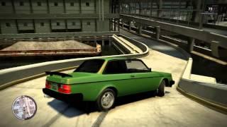 Video GTA 4 The Volvo 240 movie download MP3, 3GP, MP4, WEBM, AVI, FLV Juli 2018