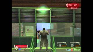 The Punisher - Gameplay PS2 HD 720P