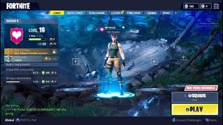 Fortnite PS4 - Playing Matches With western_football And Others