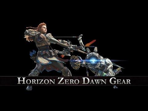 Monster Hunter: World - Horizon Zero Dawn Collaboration Gear