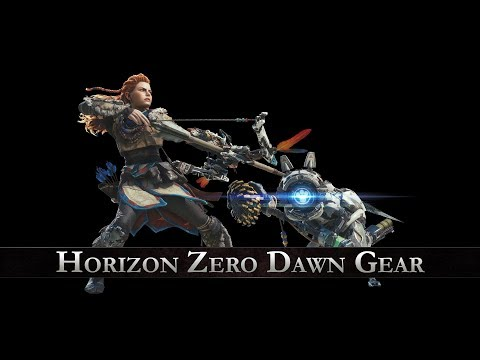 Monster Hunter: World - (PS4) Horizon Zero Dawn Collaboration Gear thumbnail