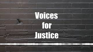Voices for Justice Podcast Season 1 Trailer featuring the story of Alissa Turney