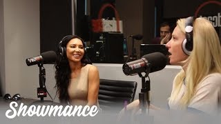 When Naya Rivera & Jenna Ushkowitz Met Beyonce   Showmance on the LadyGang Network