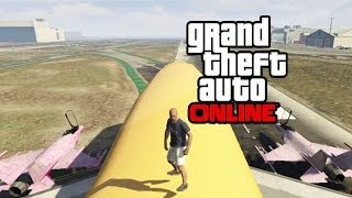 gta 5 online how to get pink jets massive 747 planes meteorite chrome cargobobs xbox360