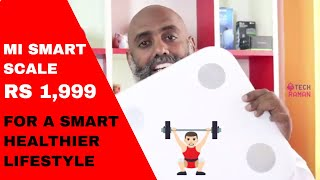 Mi Smart Scale Review - Setup, Features I A Smart scale for healthy lifestyle